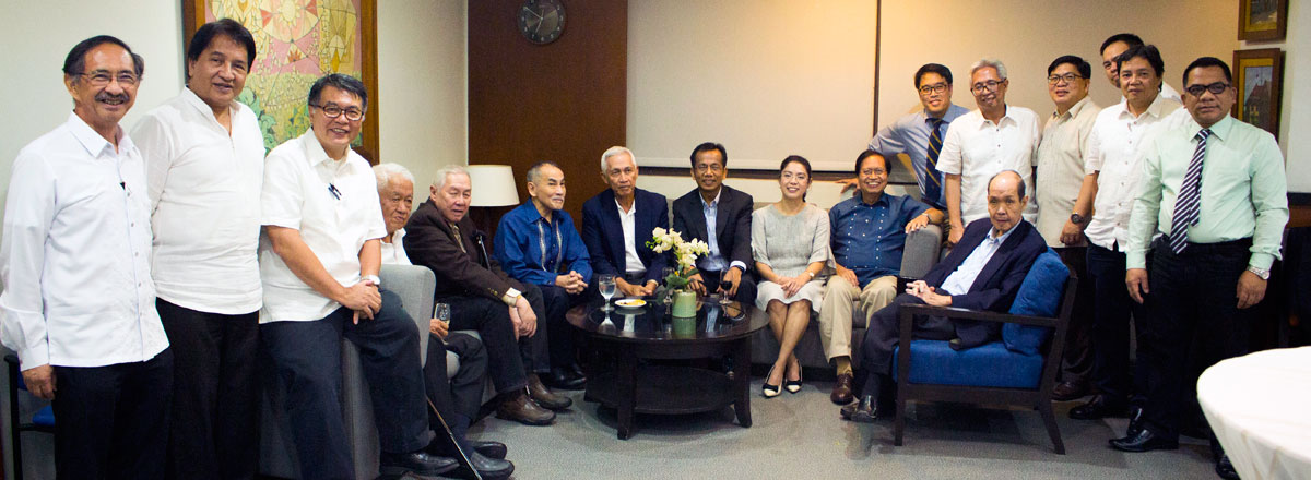 Past PES Presidents