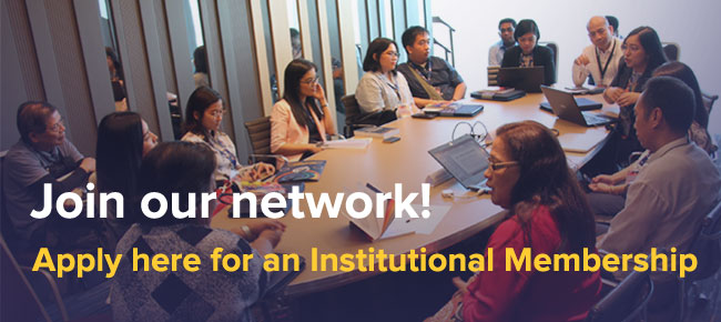 Join our PES network! - Institutional Application