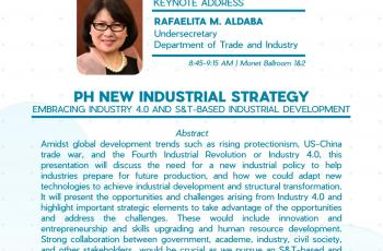 PES annual conference to tackle Philippine development amidst technological advancement