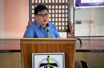 PES, Saint Louis University collaborate on regional conference in Baguio City