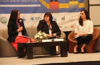 Women's economic empowerment in spotlight in two economic conferences