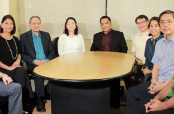 PES elects new officers